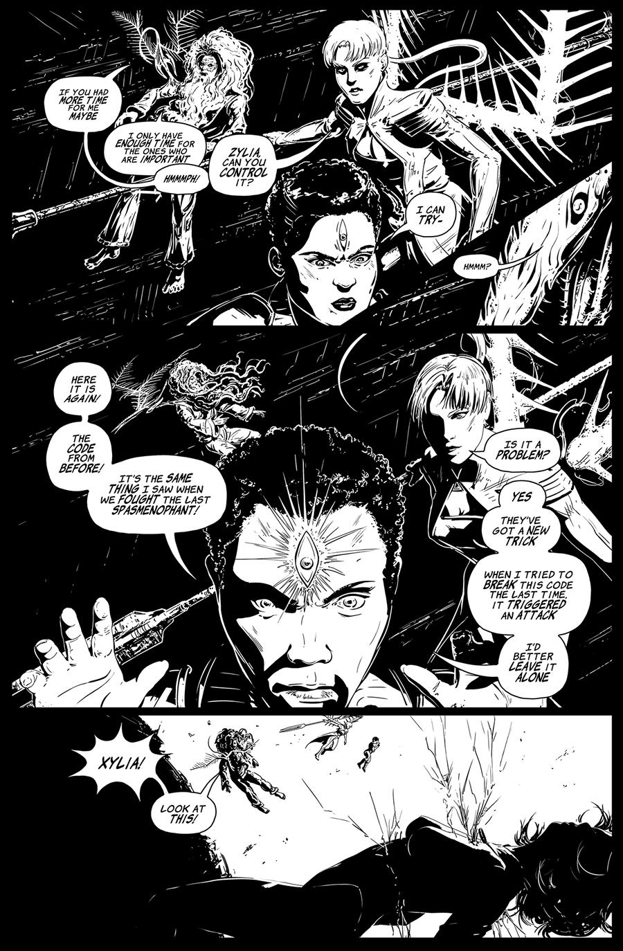 XTIN: REINCARRION Issue 2 Page 7